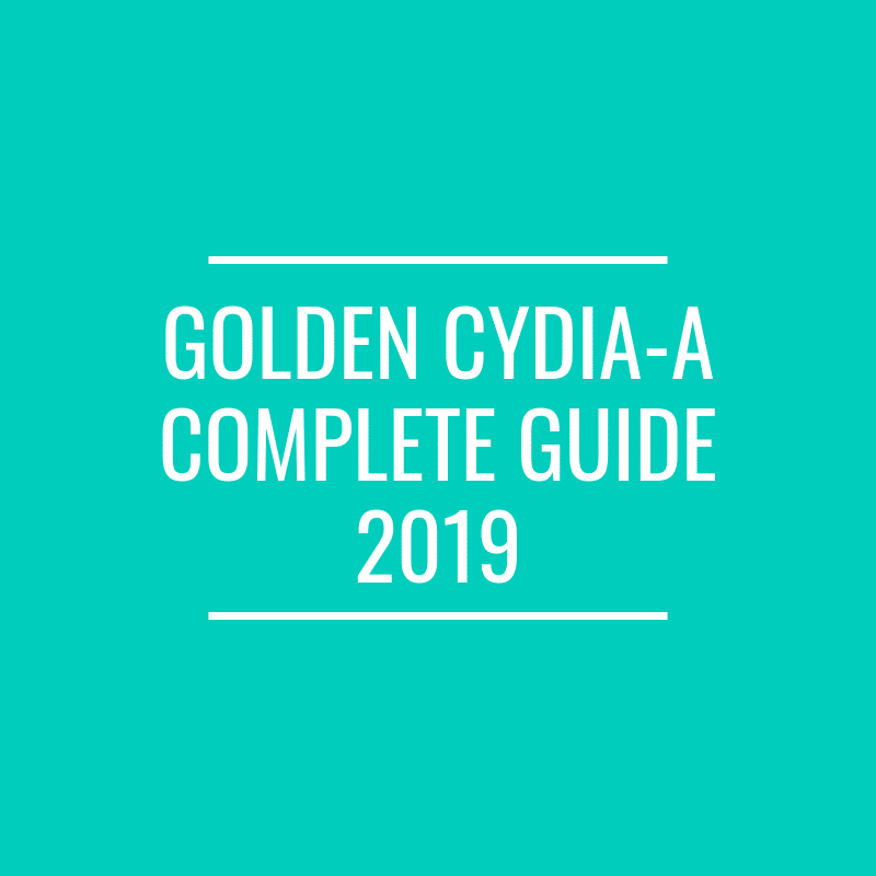 Golden-Cydia