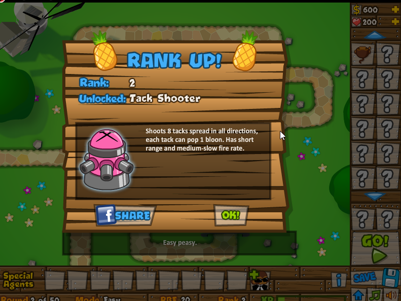 Bloons TD 5 Unblocked