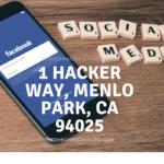 1 hacker way, menlo park, ca 94025
